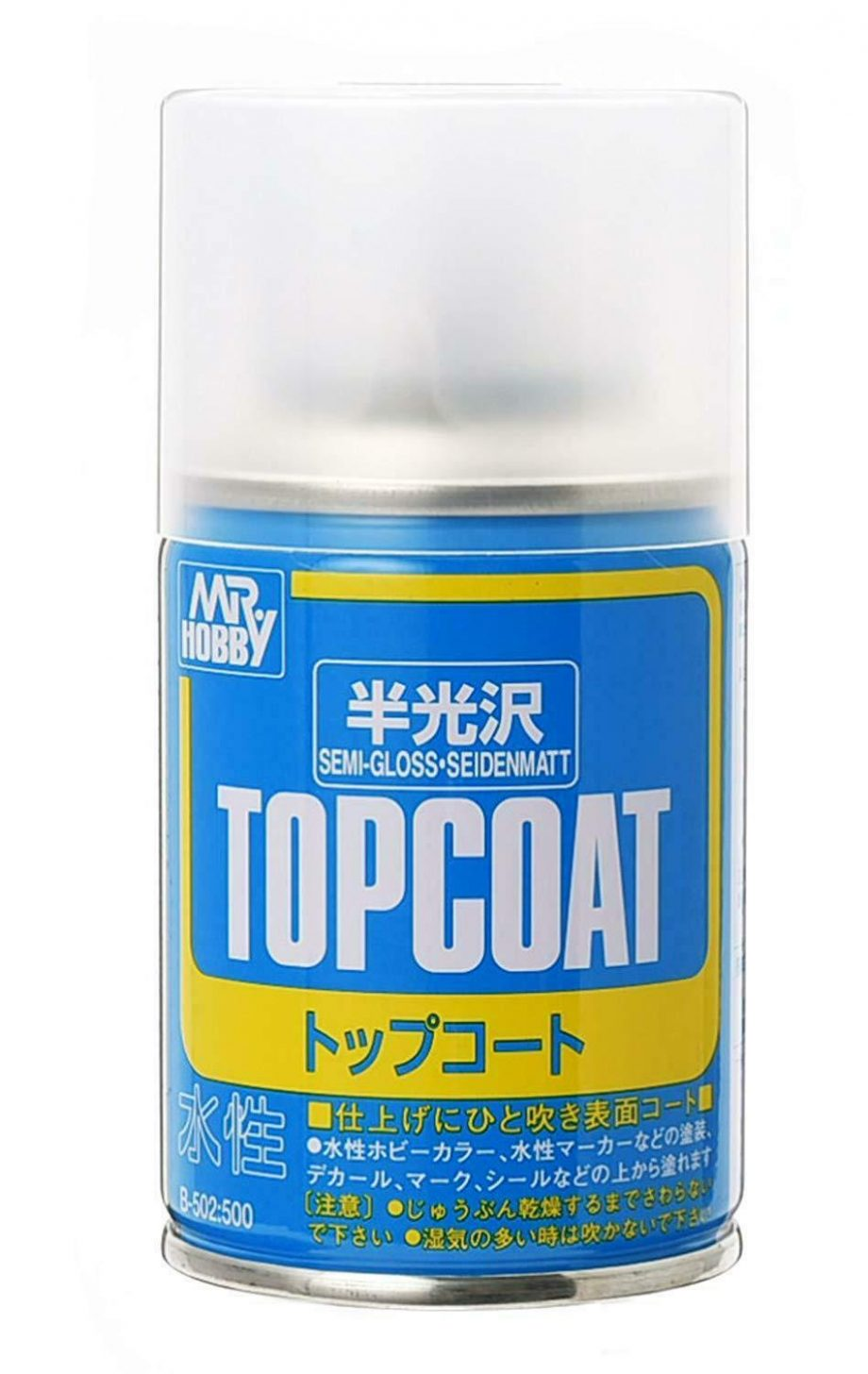 Mr Top Coat Semi Gloss