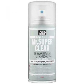 Mr Super Clear Semi Gloss