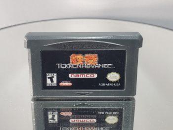 Tekken Advance