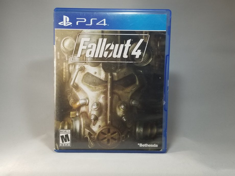 Fallout 4 Front