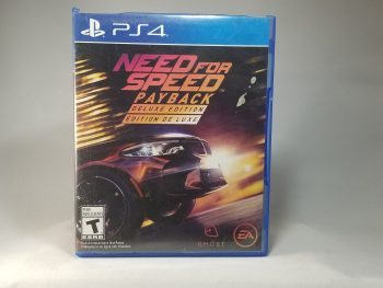 Need For Speed Payback Front