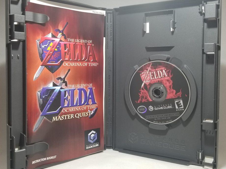 The Legend Of Zelda Ocarina Of Time Master Quest Disc