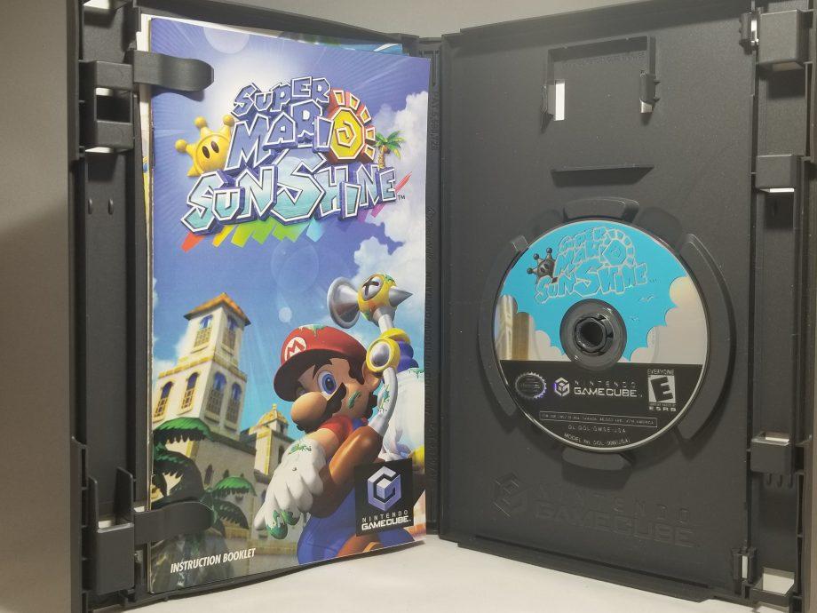 Super Mario Sunshine Disc