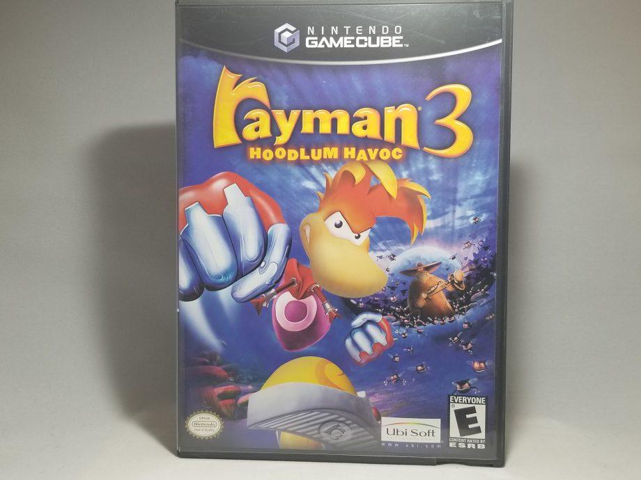 Rayman 3 Hoodlum Havoc Front