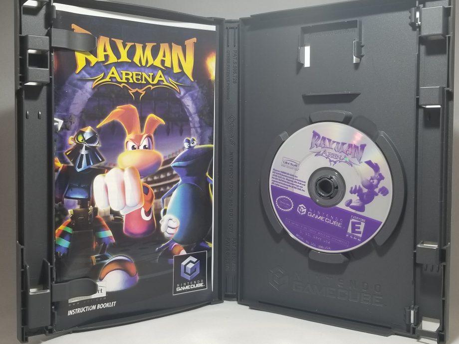 Rayman Arena Disc