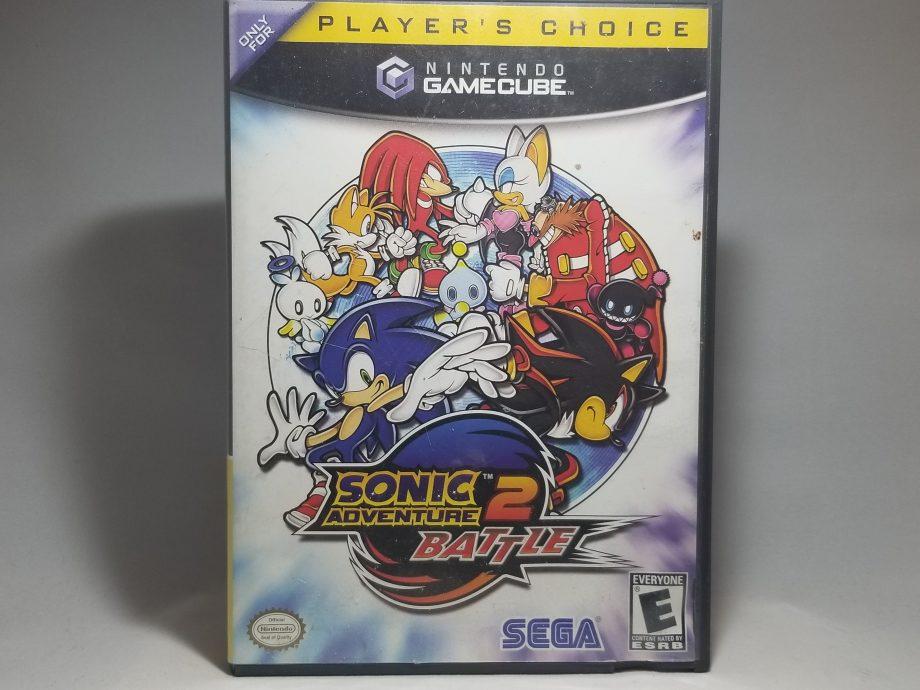 Sonic Adventure 2 Battle Front