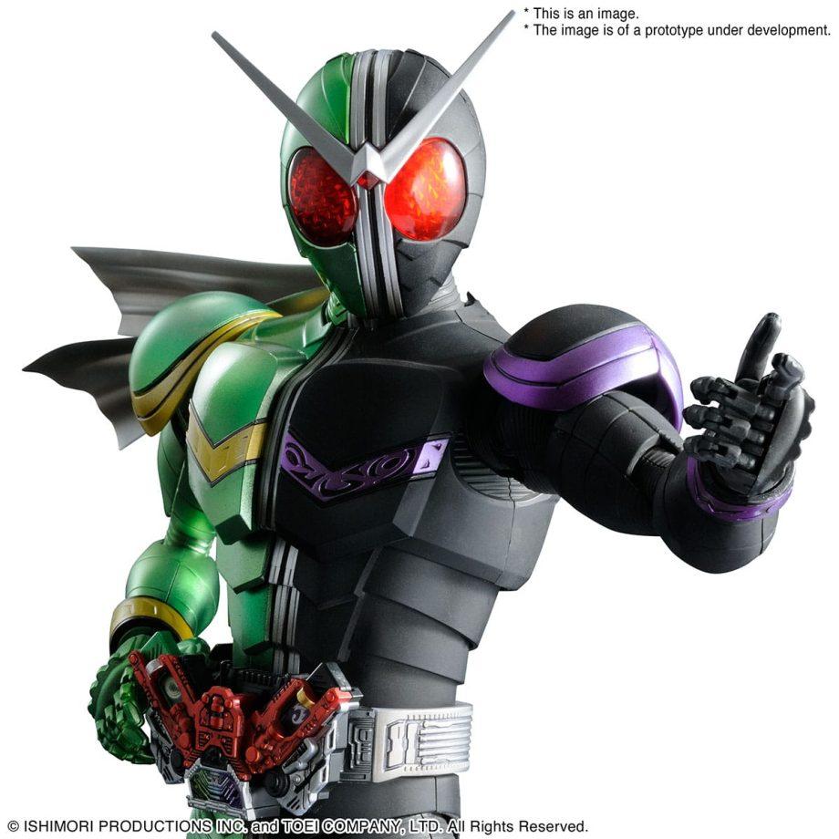 Master Grade Double Cyclone Joker Figure-rise Artisan Pose 10