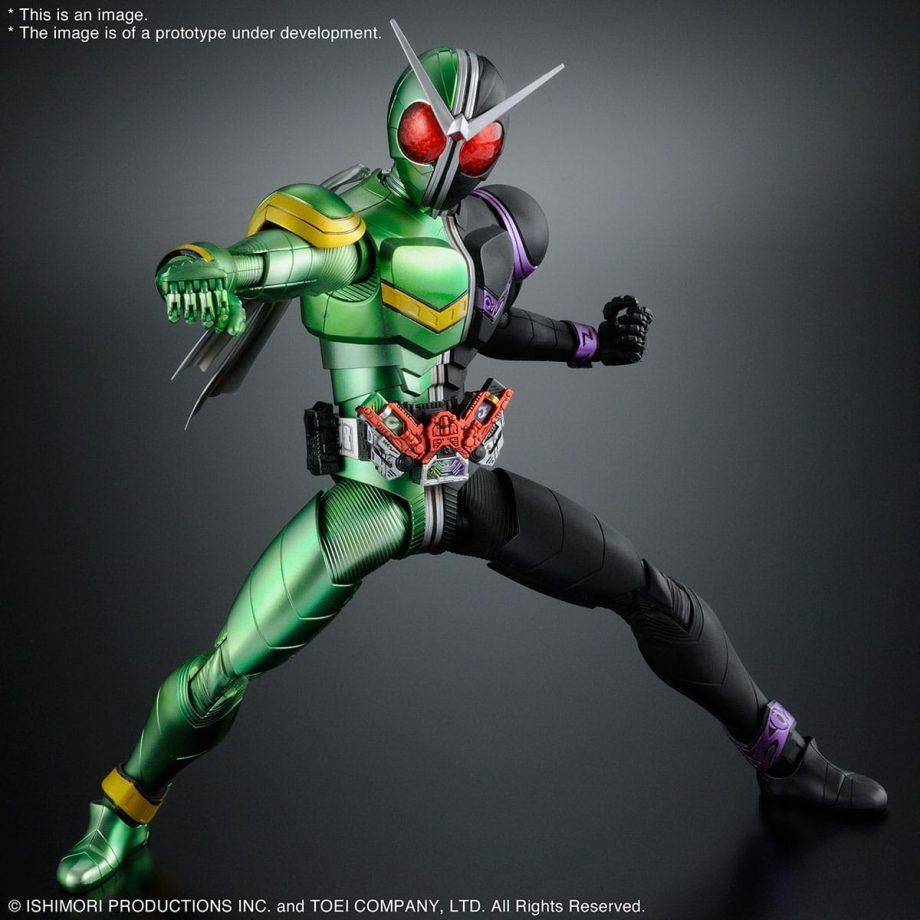 Master Grade Double Cyclone Joker Figure-rise Artisan Pose 3