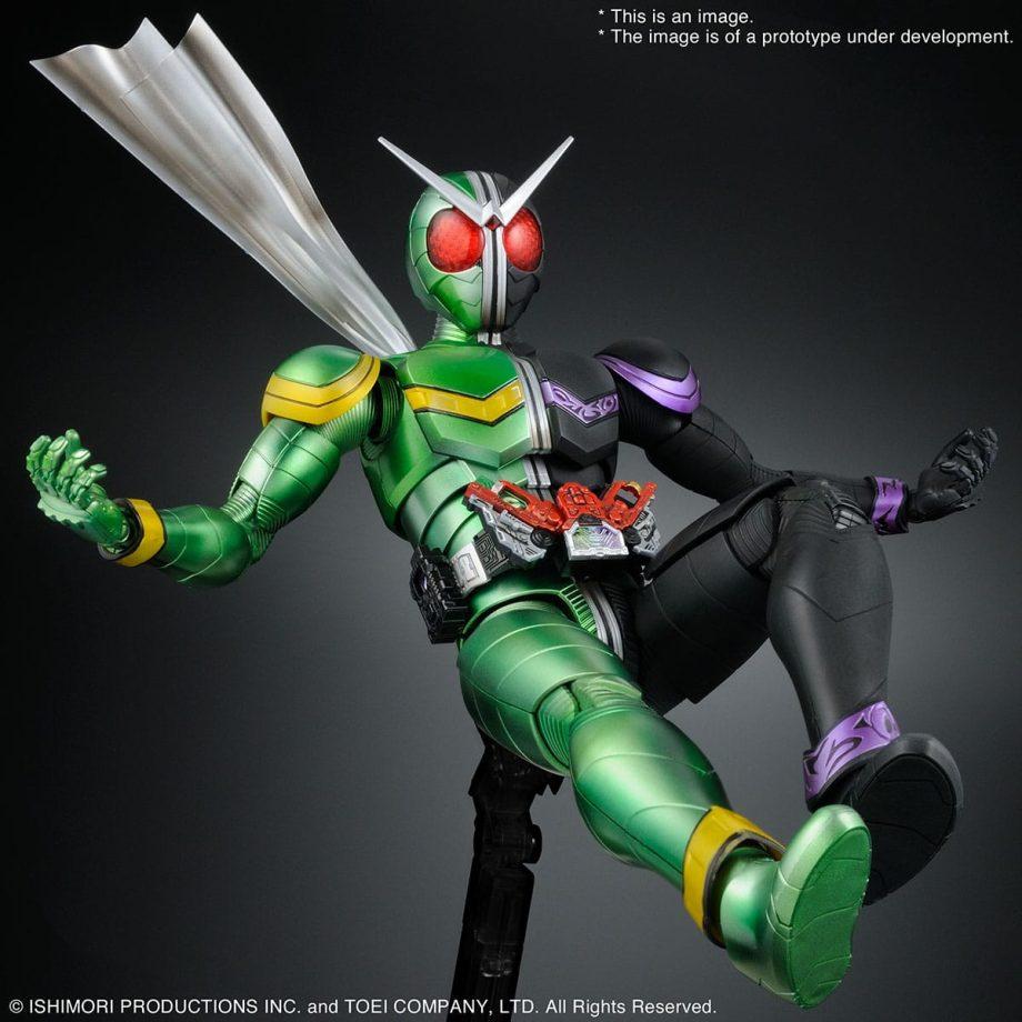 Master Grade Double Cyclone Joker Figure-rise Artisan Pose 5
