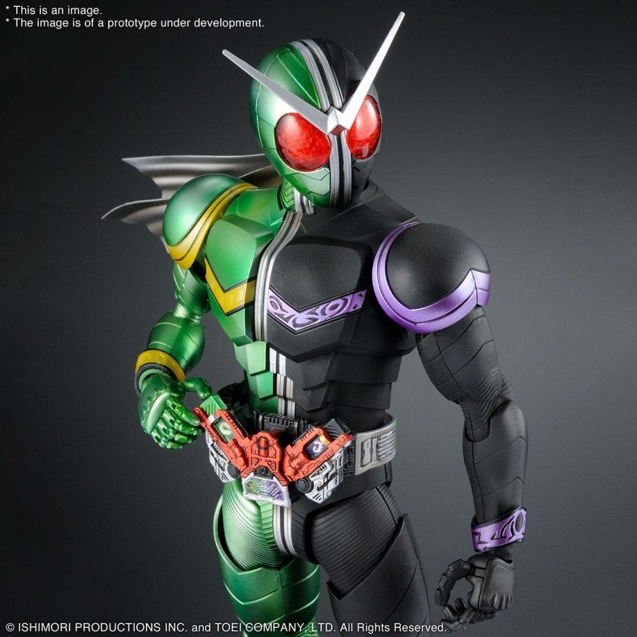 Master Grade Double Cyclone Joker Figure-rise Artisan Pose 6