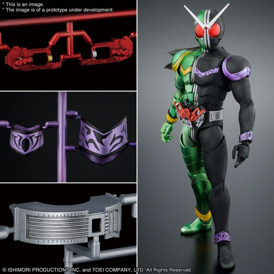 Master Grade Double Cyclone Joker Figure-rise Artisan Pose 7