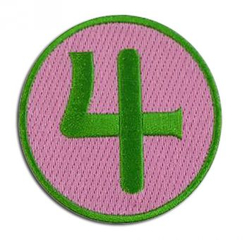 ailor Moon Sailor Jupiter Icon Patch