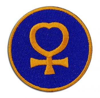 Sailor Moon Sailor Venus Icon Patch