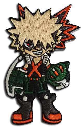 My Hero Academia SD Bakugo Patch
