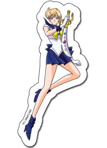Sailor Moon Sailor Uranus Die Cut Sticker