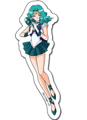 Sailor Moon Sailor Neptune Die Cut Sticker