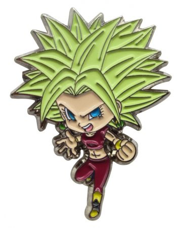 Dragon Ball Super SD Kefla Pin