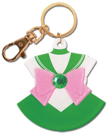 Sailor Moon Sailor Jupiter Acrylic Costume Keychain
