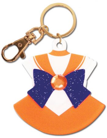 Sailor Moon Sailor Venus Acrylic Costume Keychain