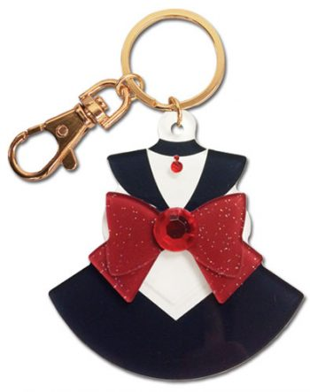 Sailor Moon Sailor Pluto Acrylic Costume Keychain