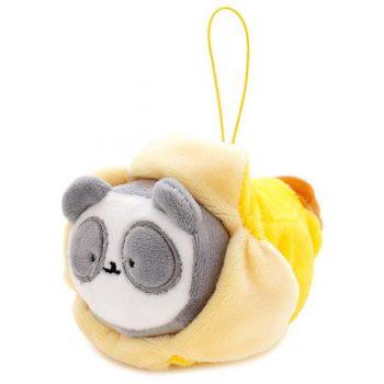 AniRollz Pandaroll Plush Keychain Pose 1
