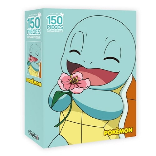 Pokemon Flower Squirtle Jigsaw Puzzle Box