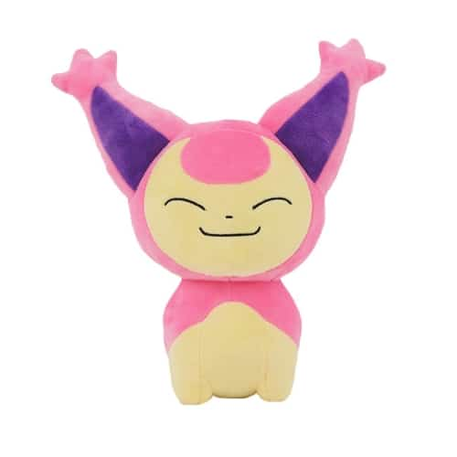 Pokemon Skitty Plush Pose 1