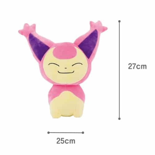 Pokemon Skitty Plush Pose 5