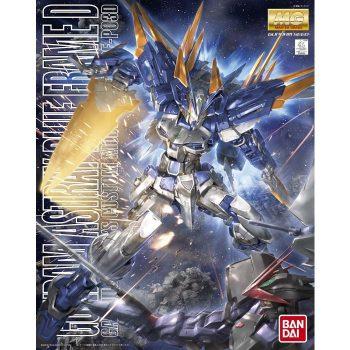 Master Grade Gundam Astray Blue Frame D Box