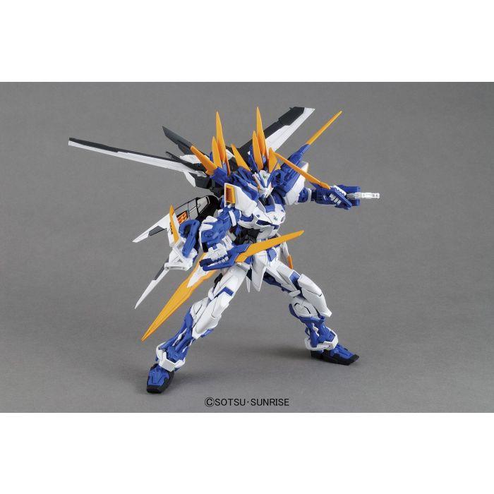 Master Grade Gundam Astray Blue Frame D Pose 2