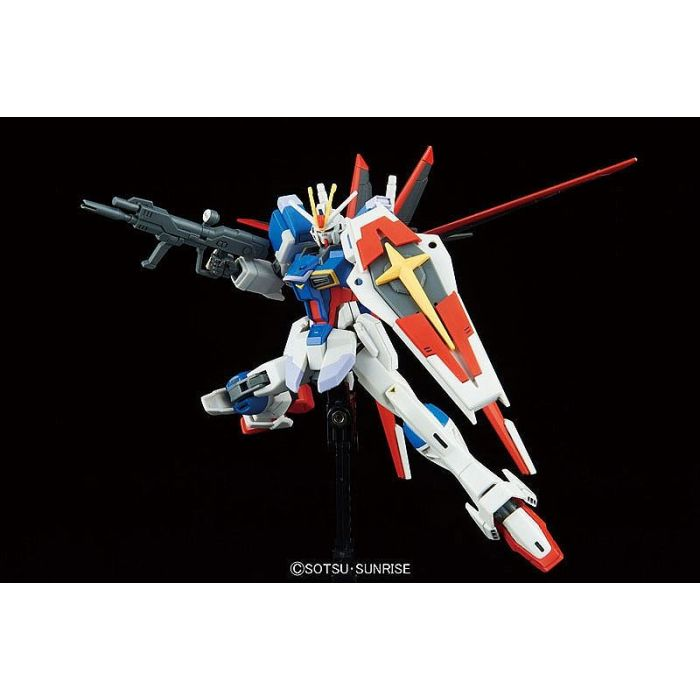 1/144 High Grade Force Impulse Gundam Pose 1