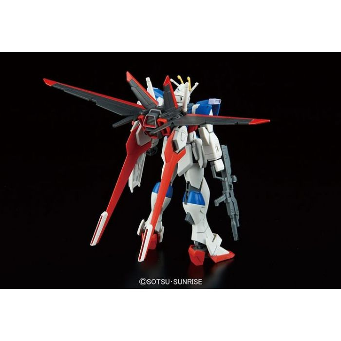 1/144 High Grade Force Impulse Gundam Pose 2