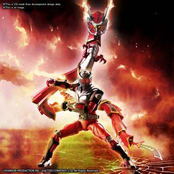 Kamen Rider Ryuki Figure-rise Standard Pose 1