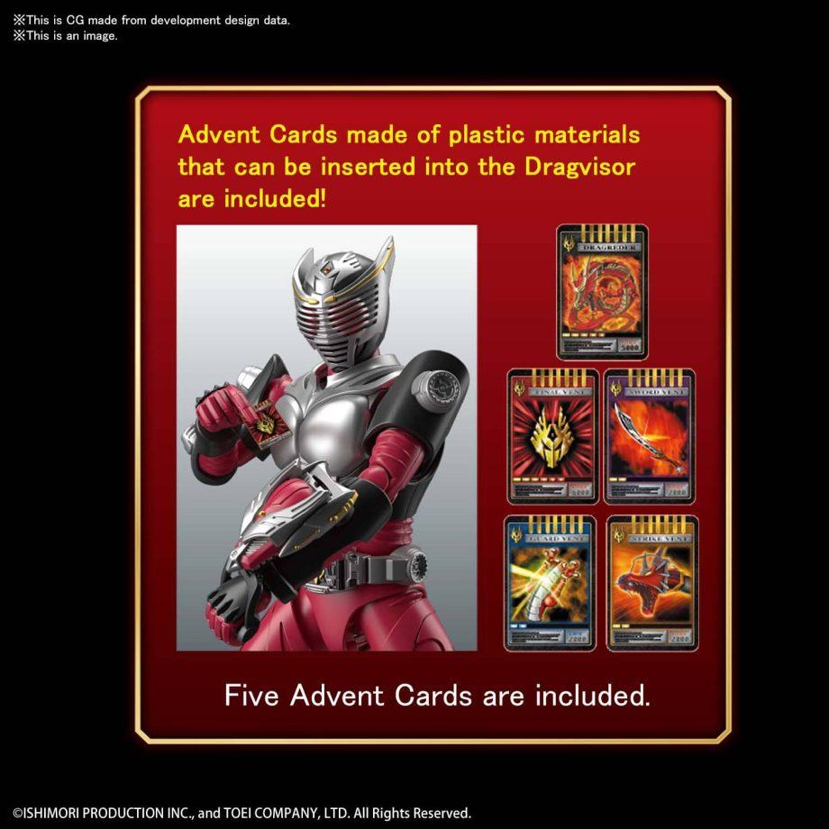 Kamen Rider Ryuki Figure-rise Standard Pose 6