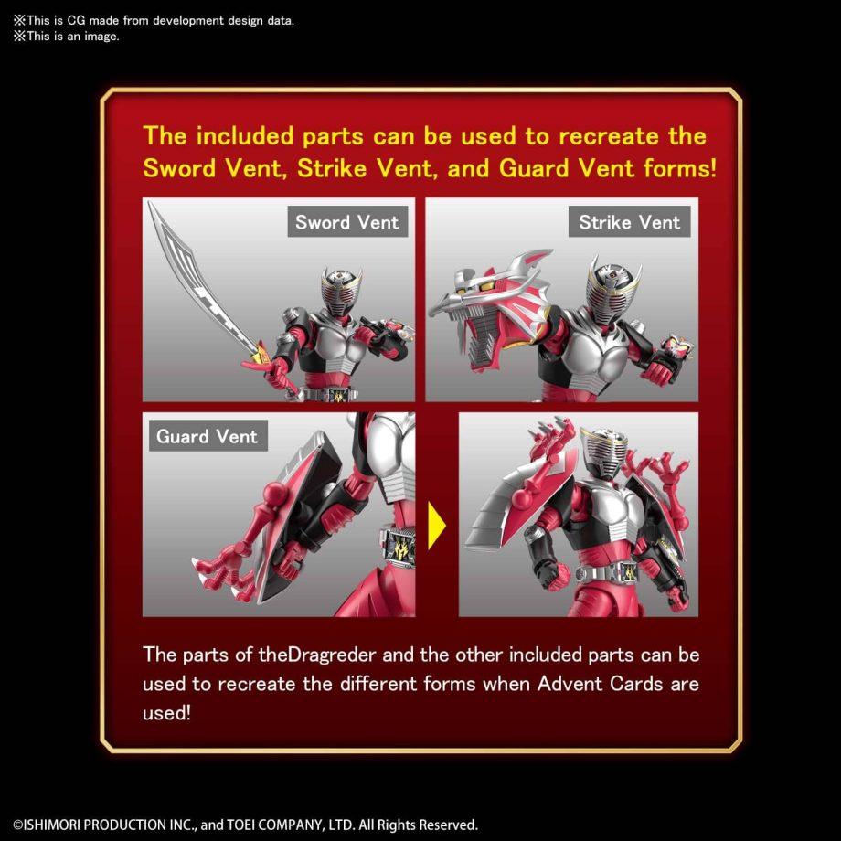 Kamen Rider Ryuki Figure-rise Standard Pose 7