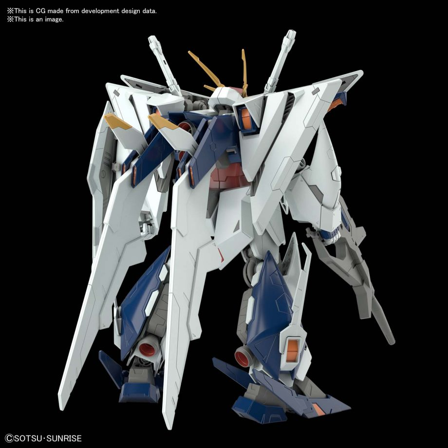 High Grade XI Gundam Pose 3