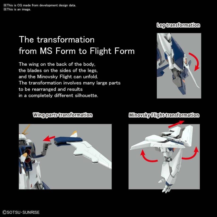 High Grade XI Gundam Pose 8