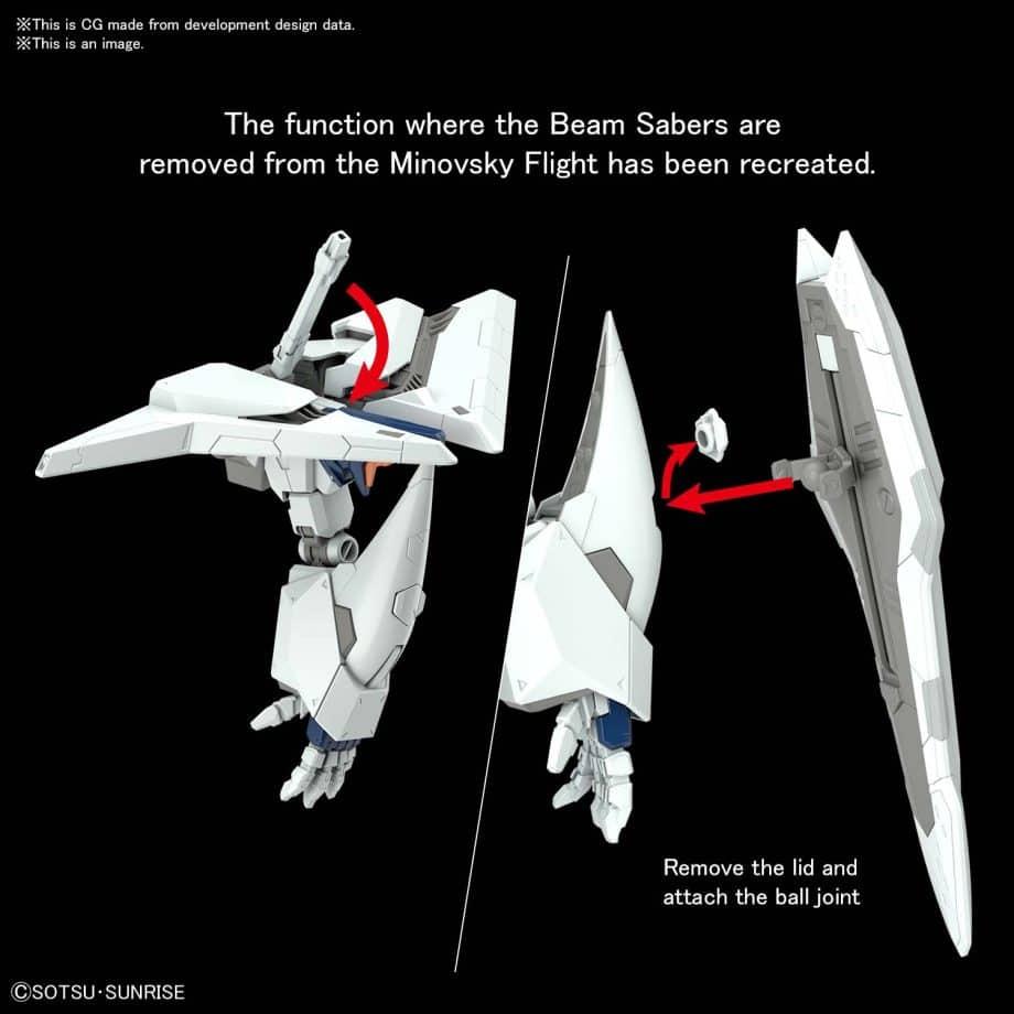 High Grade XI Gundam Pose 9