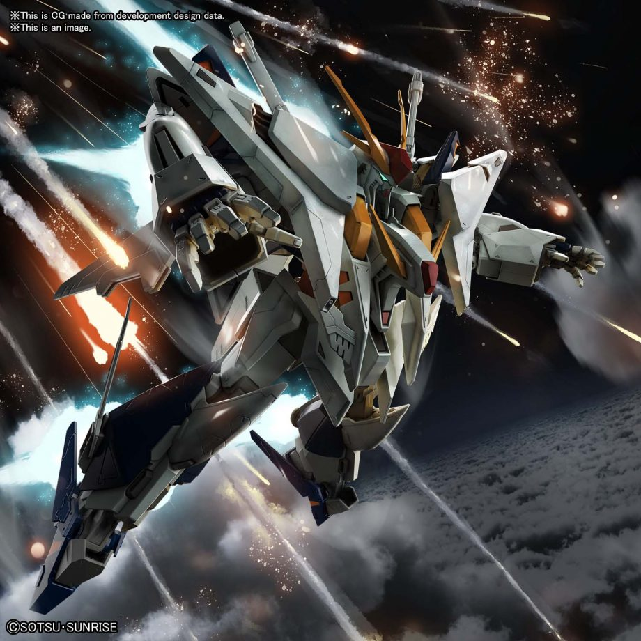 High Grade XI Gundam