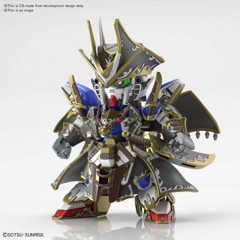 World Heroes Benjamin V2 Gundam Pose 1
