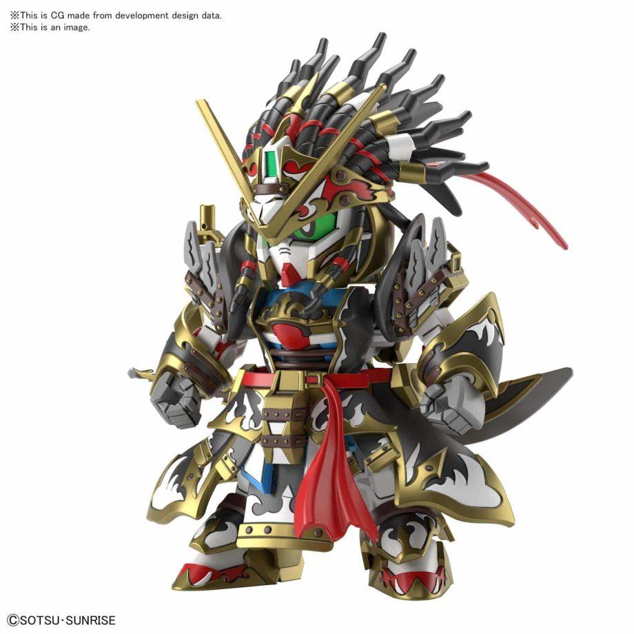 Gundam World Heroes Edward Second V Pose 2