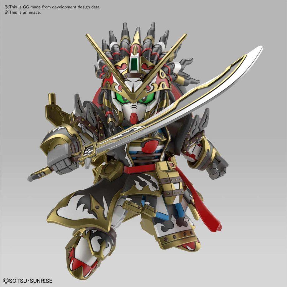 Gundam World Heroes Edward Second V Pose 5