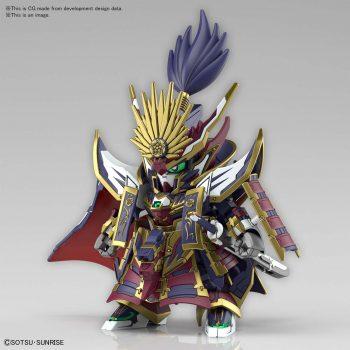 Gundam World Heroes Nobunaga Gundam Epyon Pose 1