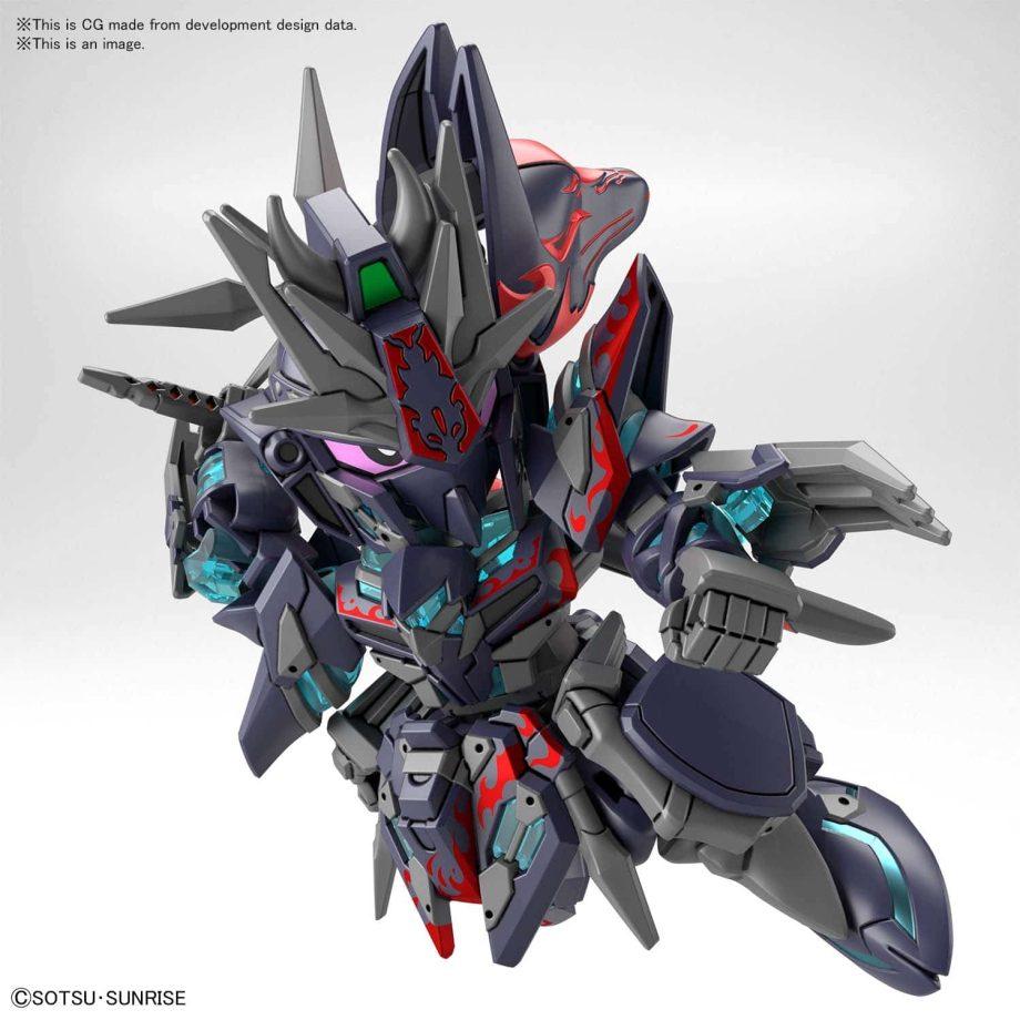 World Heroes Sasuke Delta Gundam Pose 6