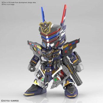 World Heroes Sergeant Verde Buster Gundam Pose 1