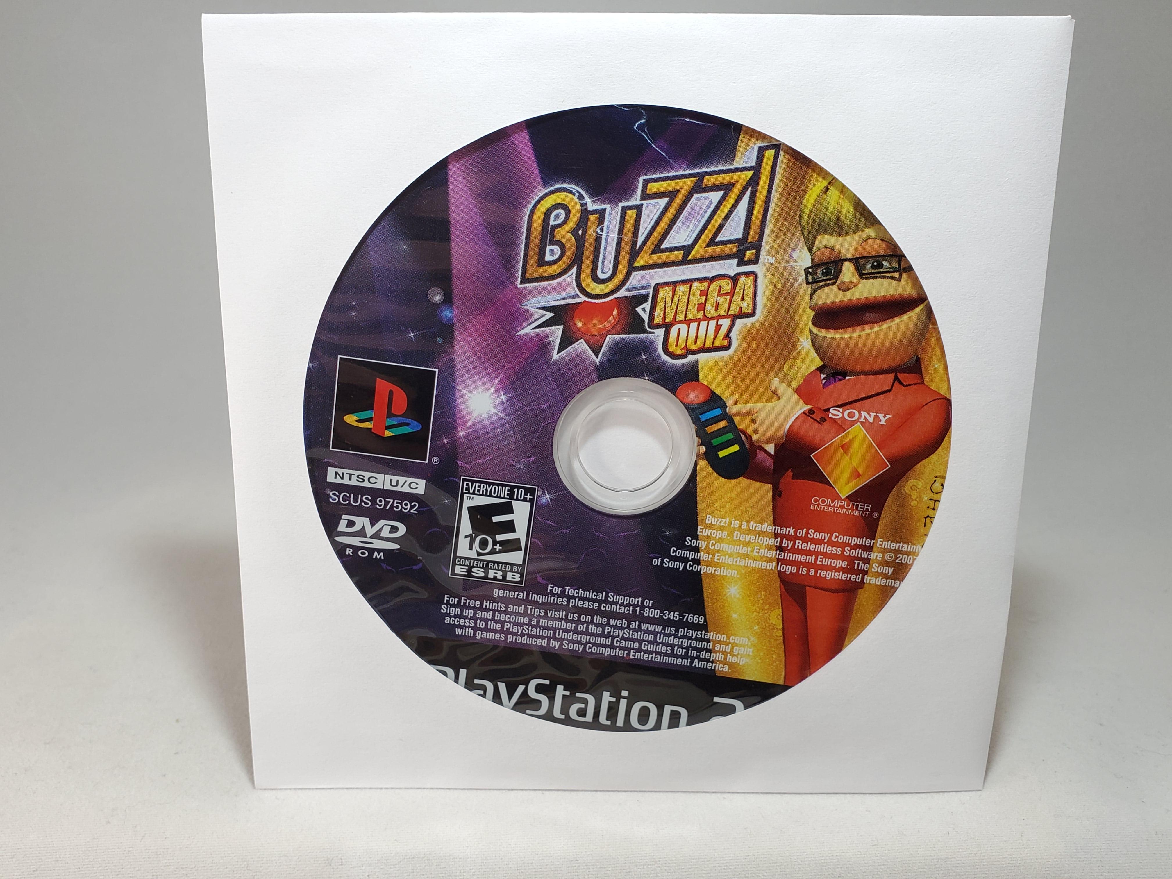 Buzz The Mega Quiz