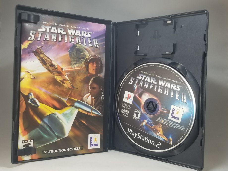 Star Wars Starfighter Disc