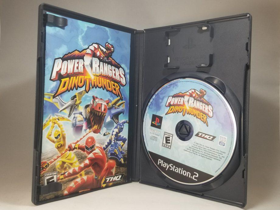 Power Rangers Dino Thunder Disc