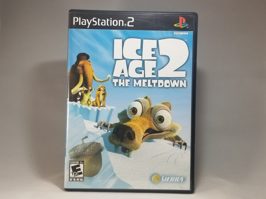 Ice Age 2 The Meltdown Front