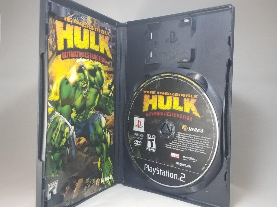 The Incredible Hulk Ultimate Destruction Disc